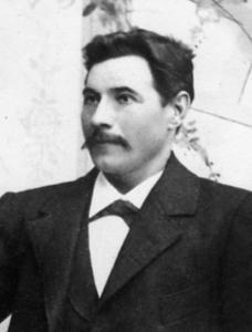 Jonas Nordlander (f. Nilsson) 1849-1905 - jnordl